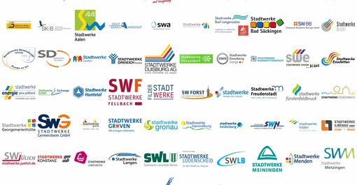 Ladenetz Partner Logos