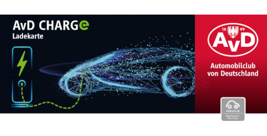 AvD Charge powered by Smartlab Innovationsgesellschaft